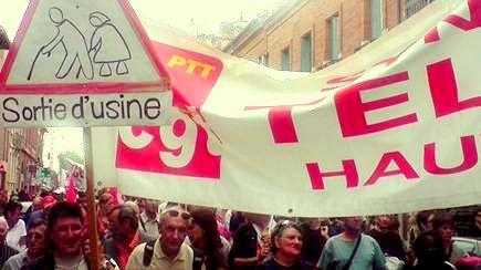 Défilé du 1er Mai à Toulouse : plusieurs milliers de personnes malgré des syndicats divisés