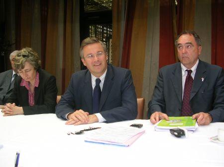 Dupont Aignan candidat à l'élection présidentielle de 2017