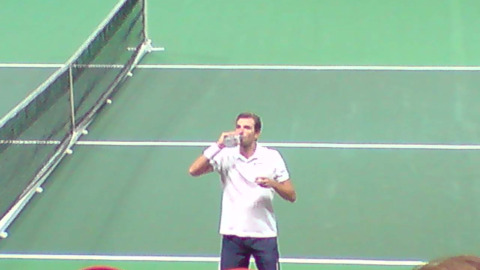 Gasquet en quart de finale de Wimbledon