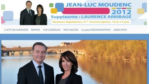 Législatives. Jean Luc Moudenc soigne sa propagande sur Internet