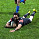 France All Blacks. 6 toulousains titulaires