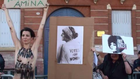 Femen Toulouse
