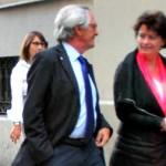 De Veyrac rencontre le maire de Barcelone