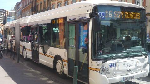 bus tram records de fr quentation toulouse. Black Bedroom Furniture Sets. Home Design Ideas