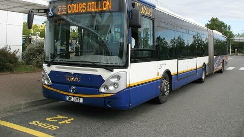 Bus Tisséo Toulouse grève