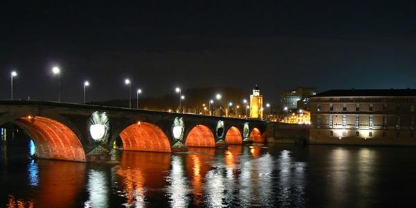 Dernière trace d' Antoine Magny dans le quartier du pont Neuf de Toulouse Photo CC/Ossiostborn