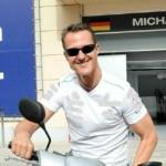 Michaël Schumacher placé en phase de réveil