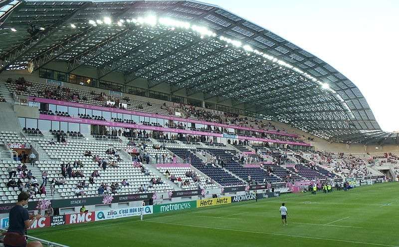 Stade Fran U00e7ais Castres  L U0026 39 Autre Choc De La Journ U00e9e