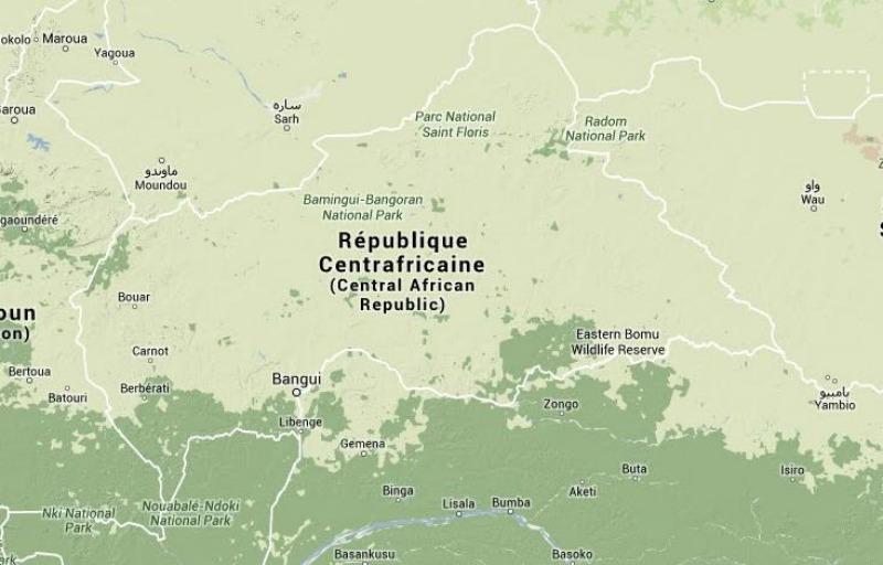 La France va poursuivre son aide à la République centrafricaine