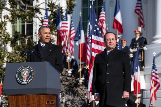 Hollande salue le plan Obama en faveur du climat