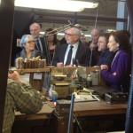 Aubrac Aveyron. Malvy salue le dynamisme des PME
