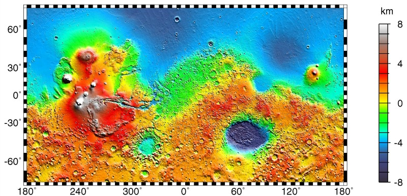 Vie Extraterrestre Sur Mars Mars Vie Extraterrestre