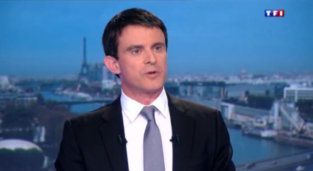 Manuel Valls confiance assemblée nationale