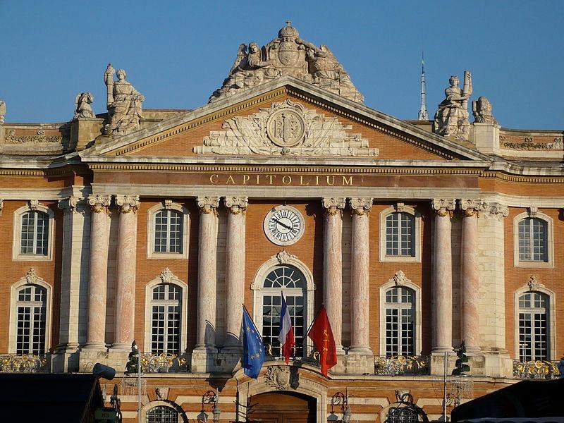 Dominique Baudis. programme des hommages à Toulouse