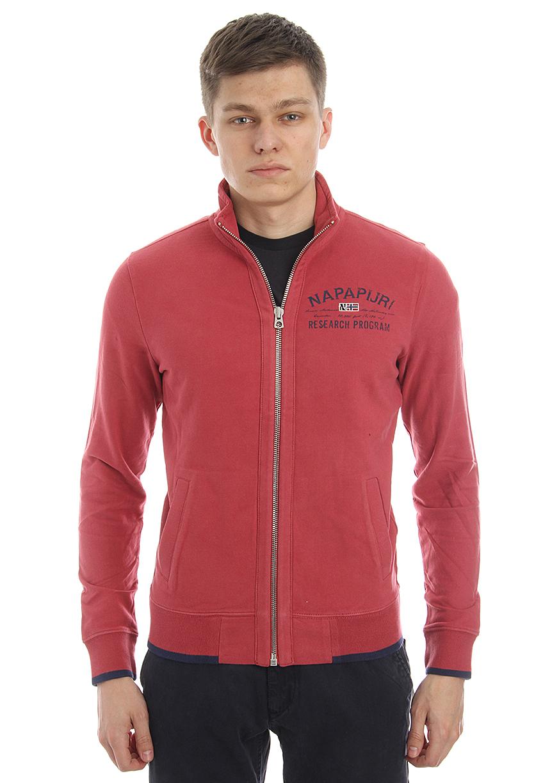 Sweat-shirt avec fermeture éclair en coton molletonné-Homme 34,00 EUR