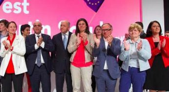 Fabius et Royal ont plaidé pour un changement en Europe