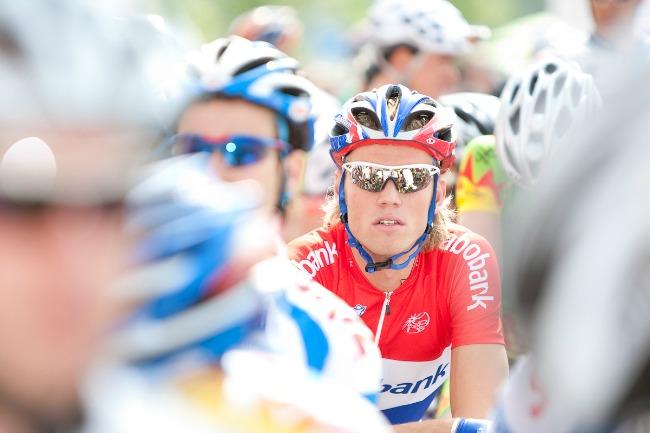 Lars Boom remporte une folle étape Ypres Arenberg