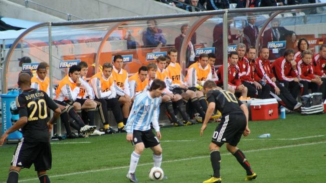 Argentine Allemagne en finale de la Coupe du monde 2014
