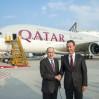 Airbus livre son 1er A380 à Qatar Airways