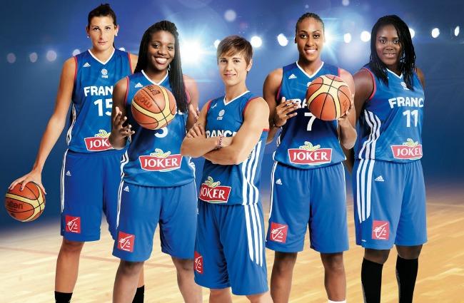 Euro f minin de basket france espagne en demi finale - Finale coupe de france basket feminin ...