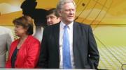 Patrick Kanner, ministre de la ville à Toulouse dans les quartiers populaires