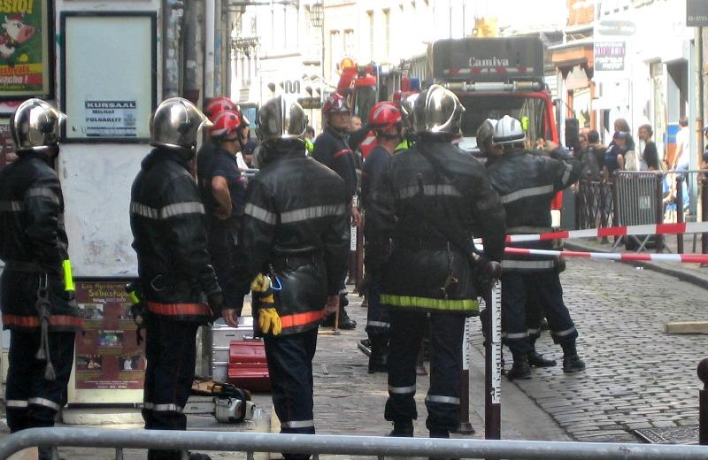 2 morts dans un violent incendie au centre de Toulouse