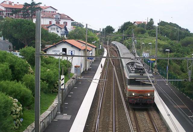 Toulouse trains intercités