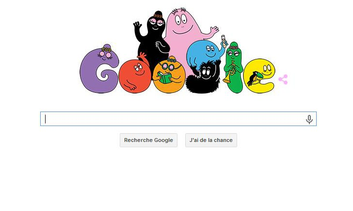 Barbapapa Google