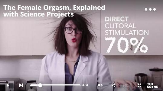 orgasme féminin expliqué