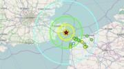 seisme tremblement terre nord France