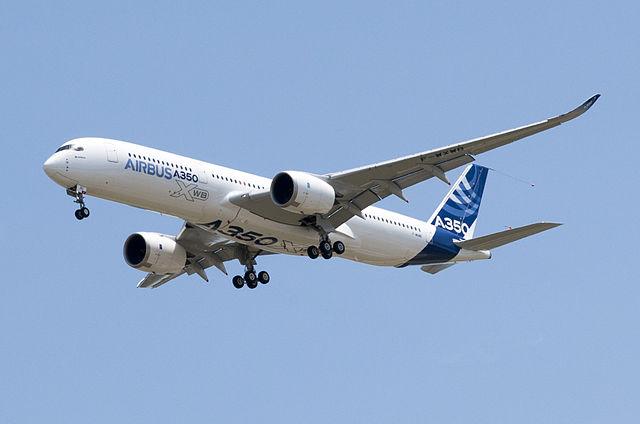 La compagnie Garuda Indonesia commmande 30 airbus A350