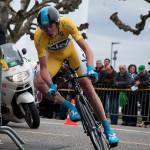 Froome remporte le Dauphiné Libéré