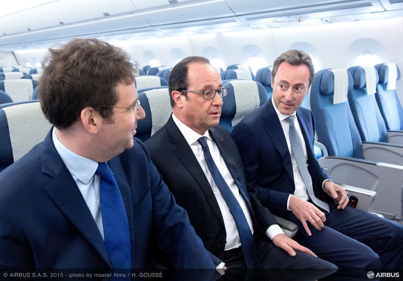 Airbus vend 50 A321 néo à Korean Air