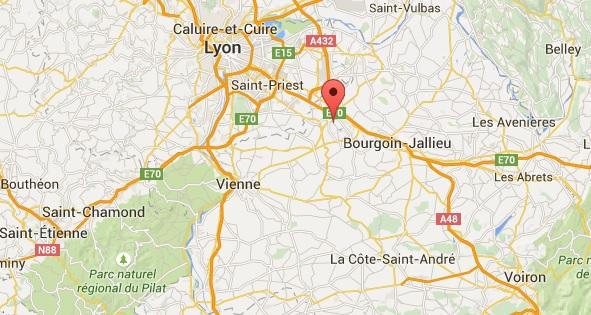Attaque terroriste dans une usine chimique en Isère