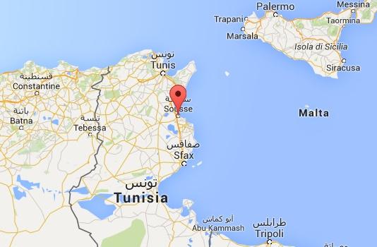 Attentat terroriste à Sousse en Tunisie au moins 27 morts