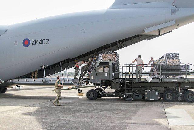 Les parachutistes de l'armée de Terre ont réussi un 1er saut depuis l'A400 M