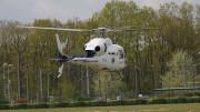 L'homme a été transp«Hôpital Orléans-la-Source hélicoptère SAMU 41 4» par Croquant — Travail personnel. Sous licence CC BY-SA 3.0 via Wikimedia Commons.orté en urgence à l'hôpital. Il n'a pas survécu.