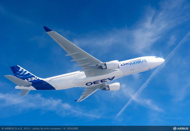 Un Airbus A330 se pose en urgence à Taïwan