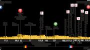 Les 3 secteurs pavés de la 4e étape du Tour de France 2015 entre Sereing et Cambrai Photo (c) Tour de France