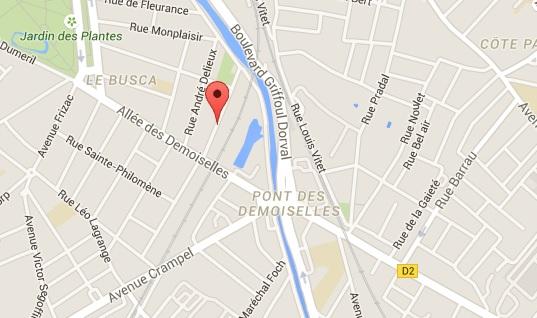 Toulouse : le corps d'un homme mort découvert dans le Canal du Midi