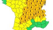 canicule 47 départements en alerte