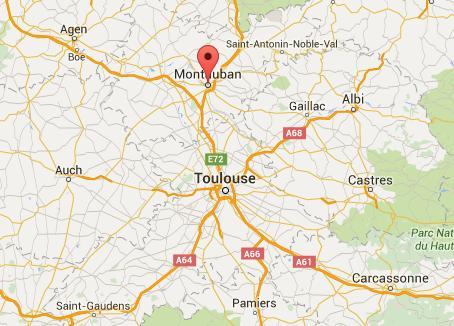 Un homme mort découvert près de Montauban