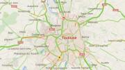 sommet franco chinois à Toulouse difficultés de circulation