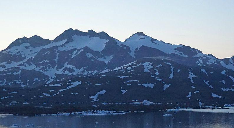 Le Massif du Mont Perdu Gavarnie à la frontière entre l'Espagne et la France dans les Hautes Pyrénées Photo DP