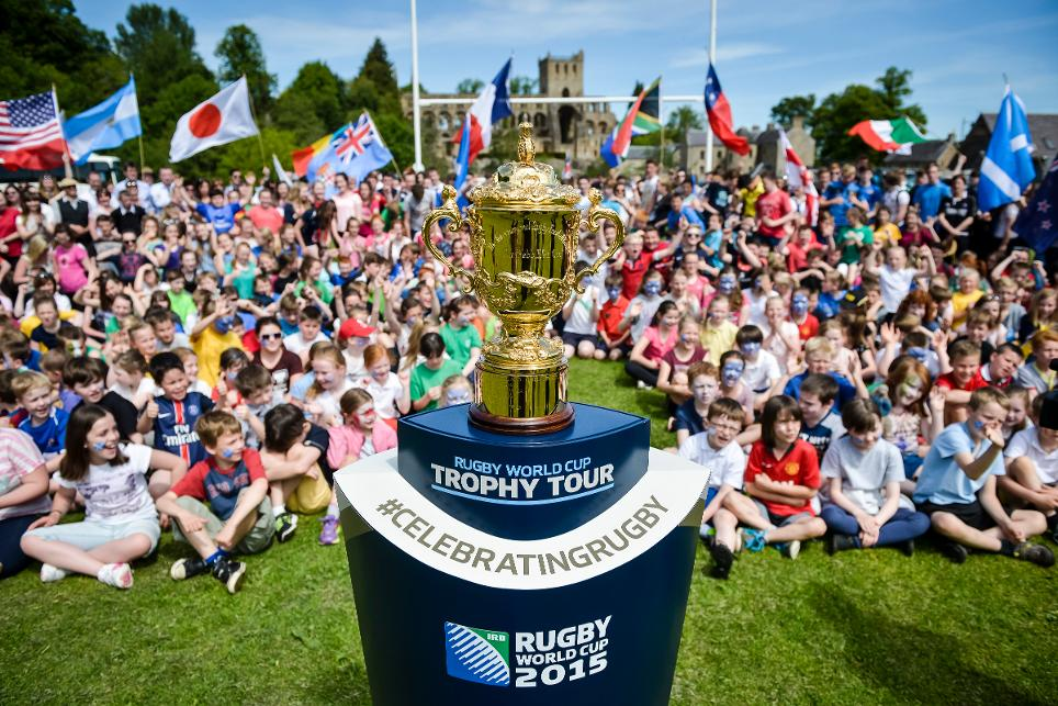 Rugby le calendrier complet de la coupe du monde - Poule de la coupe du monde de rugby 2015 ...