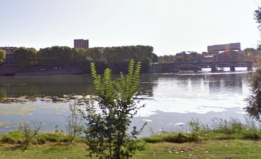 Un homme mort dans la Garonne niveau prairie des Filtres