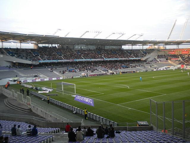 Foot. pas de supporters de Nice à Toulouse ce week end