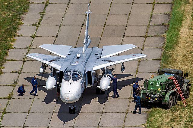 La Turquie a abattu un avion militaire Russe