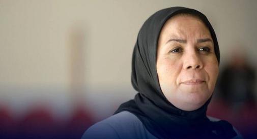 Ibn Ziaten, mère d'une victime de Merah reçoit le prix de la fondation Chirac