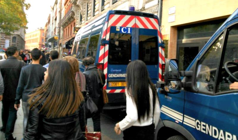 Toulouse manifestation